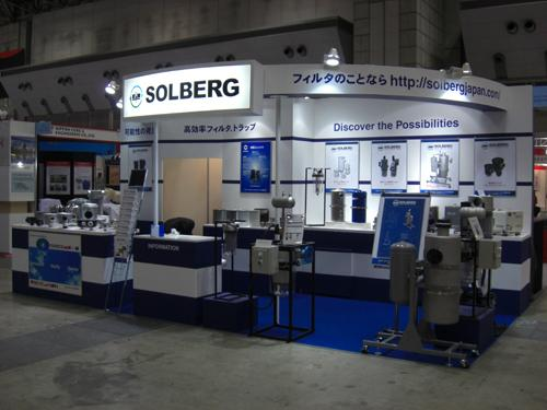 Powder, processing show