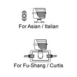 Adapter Kits for Asian & Italian Compressors
