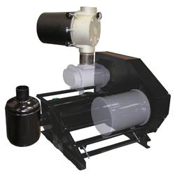 Example of Vacuum Base Frame Package with Discharge Snubber